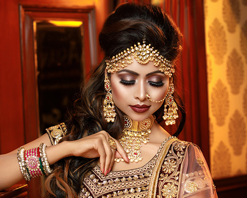Bridal – Starting at Rs. 4000
